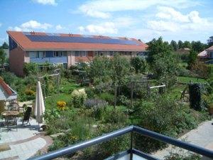 Quartier durable de Lanxmeer aux Pays-Bas